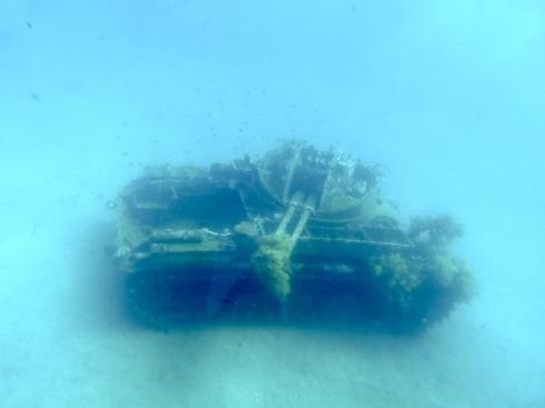 En el fondo del mar... Aqaba, JORDANIA.